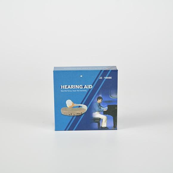 挂耳式扩音器